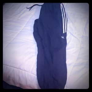 Men's Adidas sweatpants black